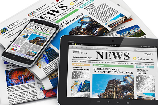 Online Newspapers